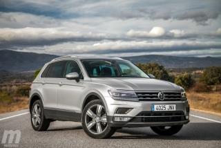 Fotos prueba Volkswagen Tiguan - Foto 1