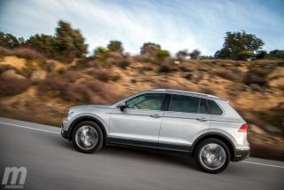 Fotos prueba Volkswagen Tiguan - Foto 4