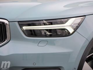 Fotos prueba Volvo XC40 - Foto 4