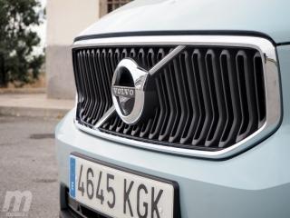 Fotos prueba Volvo XC40 - Foto 5