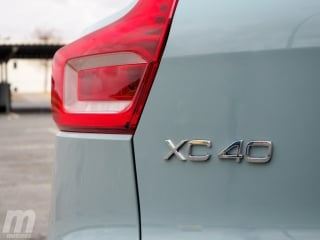 Fotos prueba Volvo XC40 Foto 9