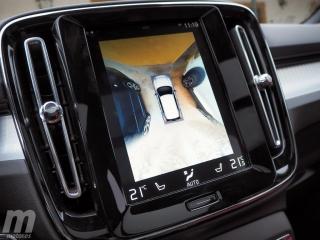 Fotos prueba Volvo XC40 Foto 18