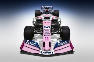 Foto 1 - Fotos Racing Point F1 2019