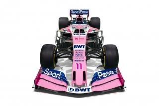 Fotos Racing Point F1 2019 Foto 11