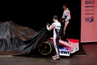 Fotos Racing Point F1 2019 Foto 15