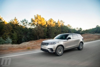 Fotos Range Rover Velar Foto 42