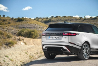 Fotos Range Rover Velar Foto 33