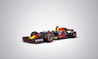Foto 2 - Fotos Red Bull RB13 F1 2017