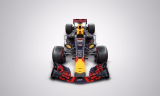 Foto 1 - Fotos Red Bull RB13 F1 2017