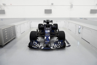 Fotos Red Bull RB14 F1 2018 - Foto 1
