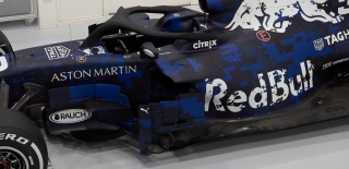 Fotos Red Bull RB14 F1 2018 - Foto 4