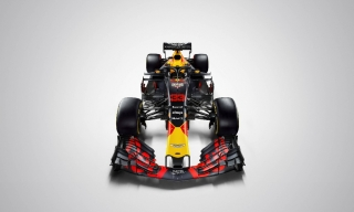 Fotos Red Bull RB14 F1 2018 Foto 11