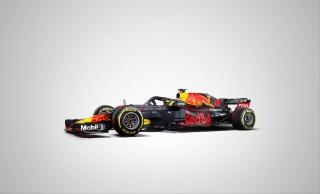 Fotos Red Bull RB14 F1 2018 Foto 12