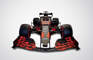 Fotos Red Bull RB15 F1 2019 Foto 1