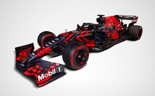 Foto 2 - Fotos Red Bull RB15 F1 2019