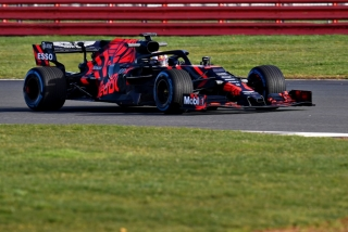 Fotos Red Bull RB15 F1 2019 Foto 15
