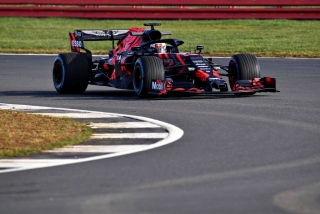Fotos Red Bull RB15 F1 2019 Foto 17
