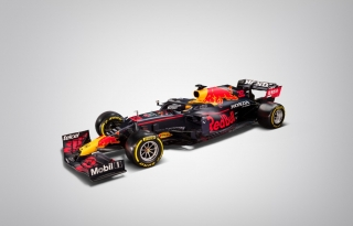 Las fotos del Red Bull RB16B de F1 2021 - Foto 1
