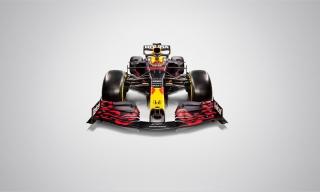 Las fotos del Red Bull RB16B de F1 2021 - Miniatura 2