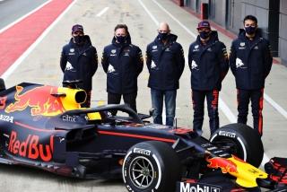 Las fotos del Red Bull RB16B de F1 2021 - Miniatura 9