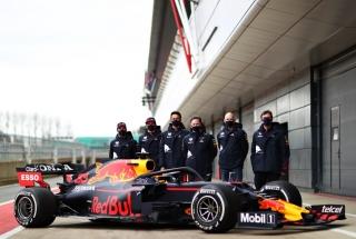 Las fotos del Red Bull RB16B de F1 2021 - Miniatura 10