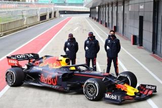 Las fotos del Red Bull RB16B de F1 2021 - Miniatura 11