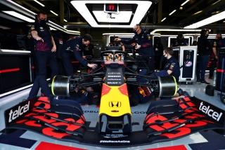 Las fotos del Red Bull RB16B de F1 2021 - Miniatura 13
