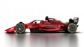 Foto 3 - Fotos reglamento Fórmula 1 2021