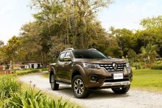 Foto 1 - Fotos Renault Alaskan