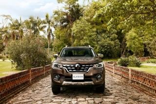 Fotos Renault Alaskan Foto 5