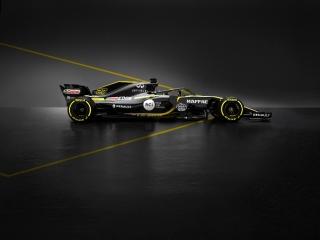 Fotos Renault RS18 F1 2018 - Foto 2