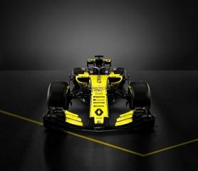 Fotos Renault RS18 F1 2018 - Foto 1