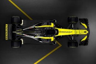 Fotos Renault RS18 F1 2018 - Foto 5