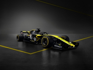 Fotos Renault RS18 F1 2018 - Foto 3