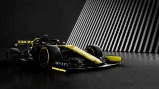 Foto 2 - Fotos Renault RS.19 F1 2019