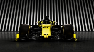 Foto 1 - Fotos Renault RS.19 F1 2019