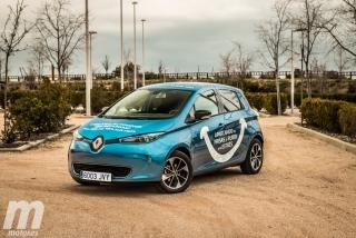 Fotos Renault ZOE Foto 1