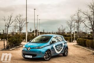 Fotos Renault ZOE Foto 2