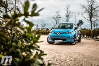 Fotos Renault ZOE Foto 3