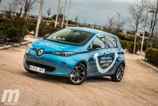 Fotos Renault ZOE Foto 4