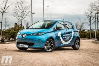 Fotos Renault ZOE Foto 5