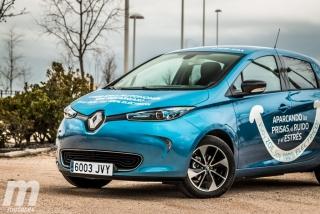 Fotos Renault ZOE Foto 6