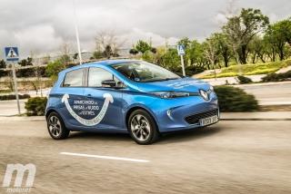 Fotos Renault ZOE Foto 11