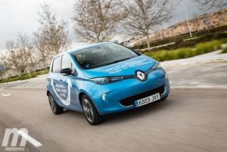 Fotos Renault ZOE Foto 12