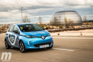 Fotos Renault ZOE Foto 13