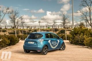 Fotos Renault ZOE Foto 21