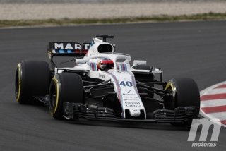 Foto 2 - Fotos Robert Kubica F1 2018