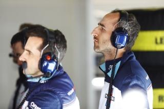 Fotos Robert Kubica F1 2018