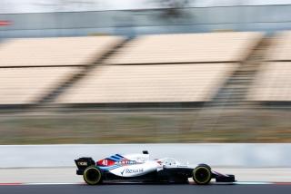Fotos Robert Kubica F1 2018 Foto 4