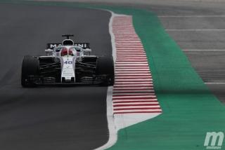 Fotos Robert Kubica F1 2018 Foto 8